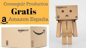 Productos gratis en Amazon