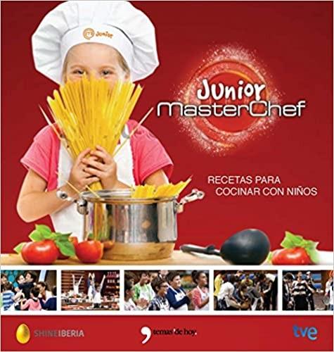 MasterChef Junior: Recetas para cocinar con niños