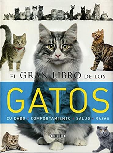 El gran libro de los gatos (Español)