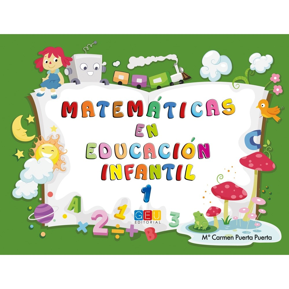 MATEMÁTICAS EN EDUCACIÓN INFANTIL 1