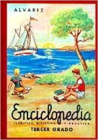 ★ Enciclopedia Alvarez Tercer Grado (Biblioteca del Recuerdo)