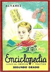 ★ Enciclopedia Alvarez Segundo Grado (Biblioteca del Recuerdo)