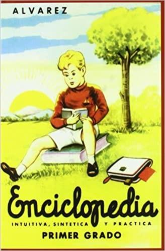 ★ Enciclopedia Alvarez Primer Grado (Biblioteca del recuerdo)