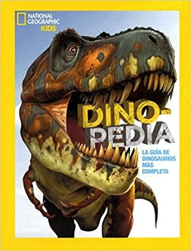 ★ Dinopedia: La guía de dinosaurios más completa