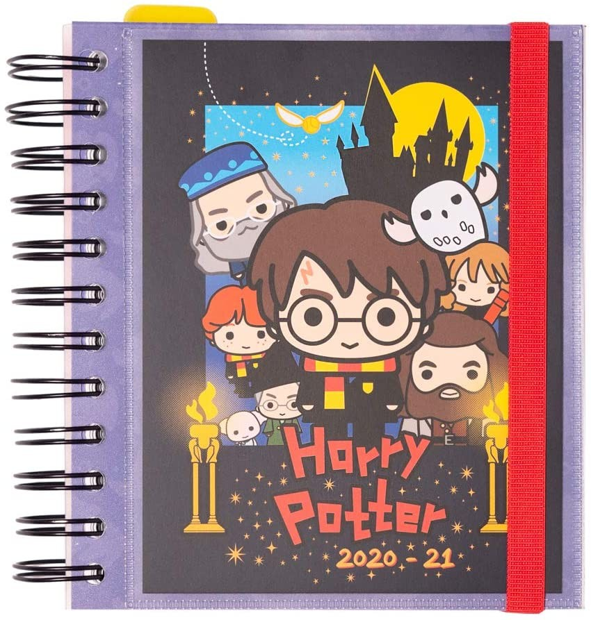 ★ Agenda escolar 2020/2021 Harry Potter