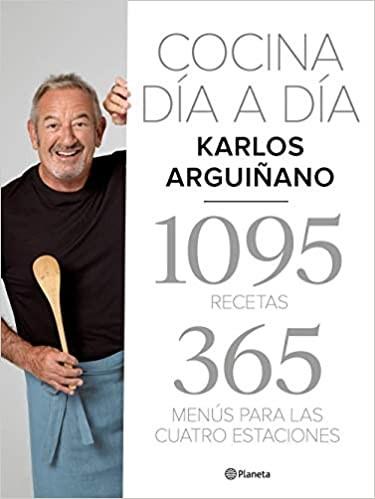 Karlos Arguiñano Cocina día a día