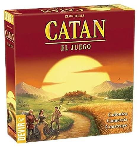 Catan, juego de mesa